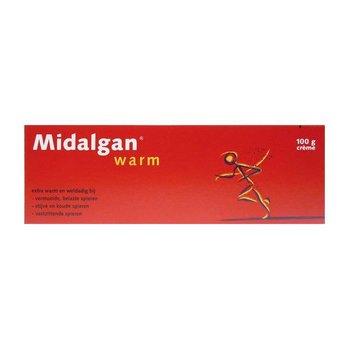 Midalgan Creme Warm - 100 gram