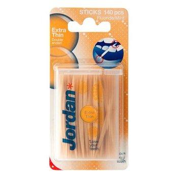 Jordan Dental Sticks Extra Dun - 140 stuks