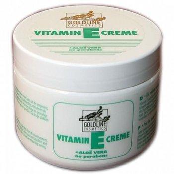 Goldline Vitamine E Creme Gevoelige Huid - 250ml