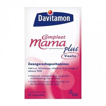 Davitamon Mama Compleet Plus Omega3 - 60 capsules