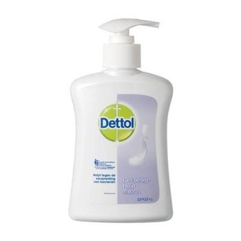 Dettol Handzeep 250 ml Sensitive