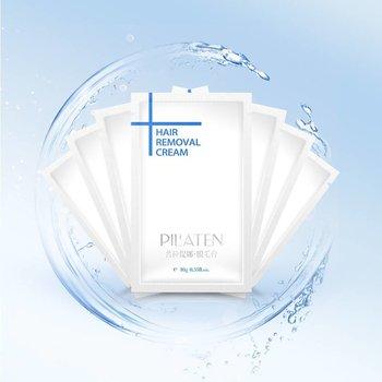 Pilaten Hair Removal Cream - ontharingscreme - 5 stuks