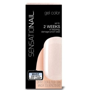 Sensationail Gel Polish - Wedding Pearl - Roze - Gel nagellak