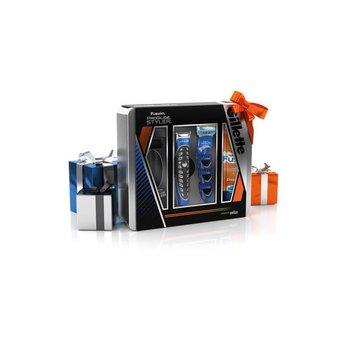 Gillette Fusion Proglide - Giftset Styler + Proglide Scheergel