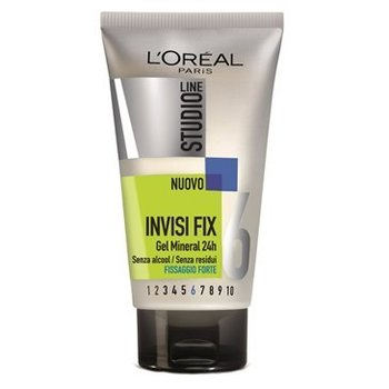 Studio Line Invisi Fix Gel Strong