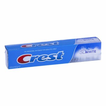 Crest Tandpasta 3D White - 50ml