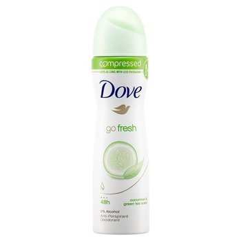 Dove Deodorant Compressed Go Fresh Cucumber - 75 ml