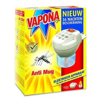 Vapona Anti Mug Stekker