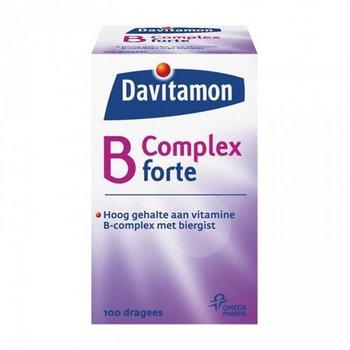 Davitamon B Complex Forte - 100 tabletten