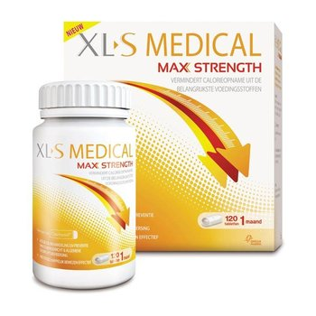XL-S Medical Max Strength 120 tabletten
