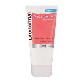 Biodermal reinigingsmelk 3 in 1 - Voor de droge & gevoelige huid - 150ml