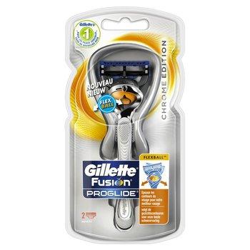 Gillette Fusion Proglide Flex bal Houder + 2 scheermesjes