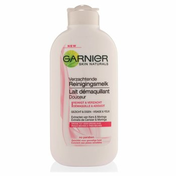 Garnier Skin Naturals Essentials Droge Huid - 200ml - Reinigingsmelk