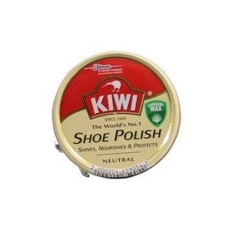 Kiwi Schoencreme Kleurloos Blik 50 ml