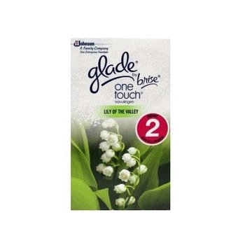 Glade by Brise One Touch Navulling Duo Lily One Touch Lilly of the Valley