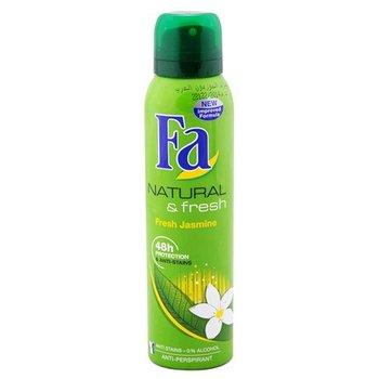 Fa Deodorant Natural & Fresh Jasmine - 150 ml