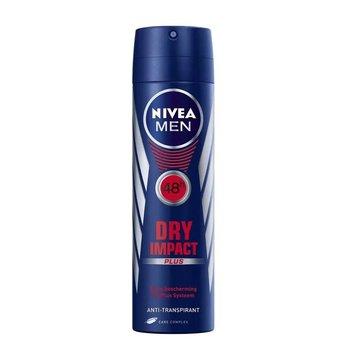 Nivea Men Deodorant Dry Impact - 150 ml