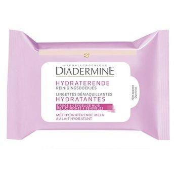 Diadermine Hydraterende reinigingsdoekjes - 1 stuk