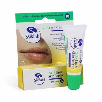 Swaab SOS Lip & Skin Repair SPF10 10ml