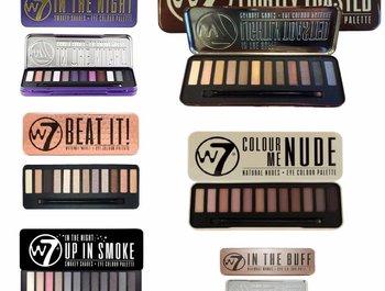 W7 Hét make-up merk!