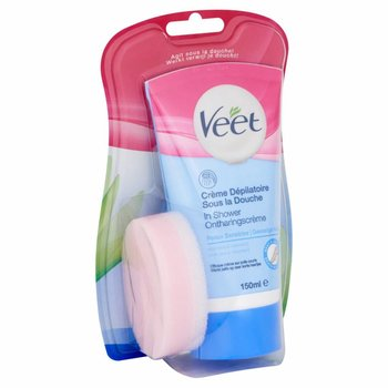 Veet In-shower Gevoelige Huid - 150 ml