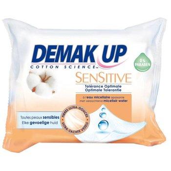 Demak'up Wipes Zacht Droge of gevoelige huid