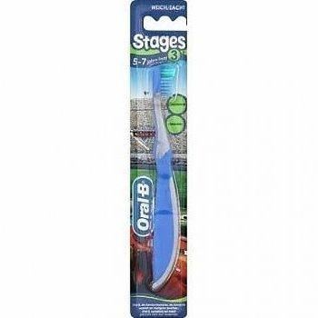 Oral B Tandenborstel Stages 3    5-7 jaar