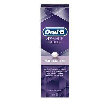 Oral B Tandpasta 3D White Parelglans - 75 ml