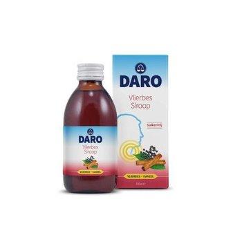 Daro Siroop Vlierbes - 200 ml