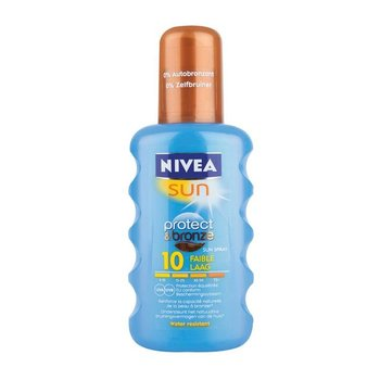 Nivea Sun Spray Protect&Bronze SPF10