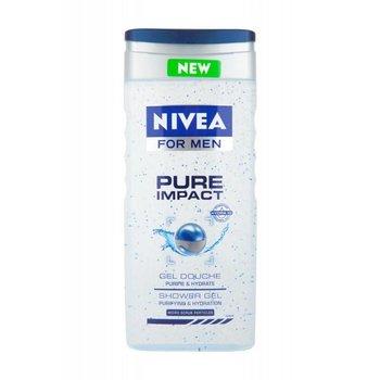 Nivea Men Douche Pure Impact - 250 ml
