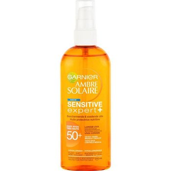Ambre Solaire Spray Olie  Sensitive SPF50