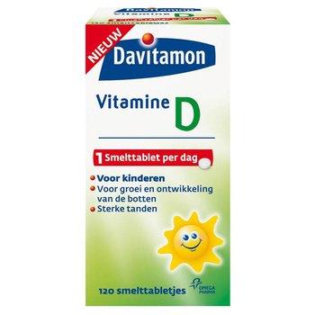 Davitamon Vitamine D Kind - 120 smelttabletten