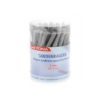 Lactona Tandenragers XXX Small - 35 stuks