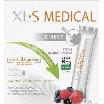 XL-S Medical Vetbinder Bosvruchten - 30 Sticks