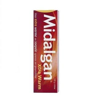 Midalgan Extra Warm - 100 gram