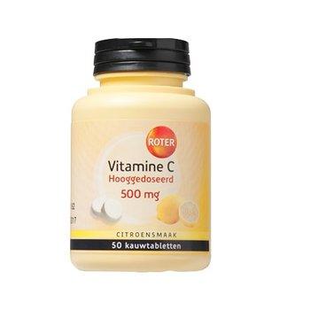 Roter Vitamine C Hooggedoseerd - 500 mg