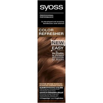 Syoss Color Refresher Warm Bruin - 75 ml