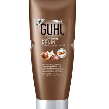 Guhl Cremespoeling Bruin Kukui-Not - 200 ml