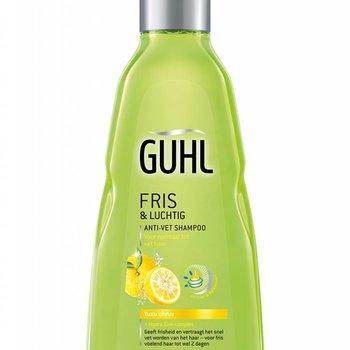 Guhl Shampoo Fris Yuzu Citrus - 200 ml