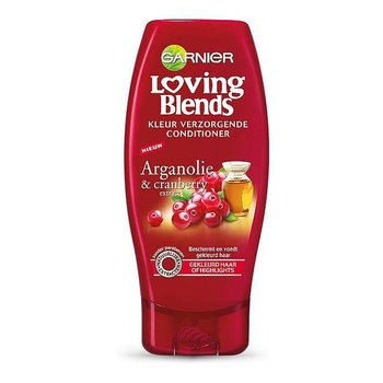 Garnier Loving Blends Conditioner Cranberry - 200 ml