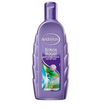 Andrelon Shampoo Kokos Boost - 300 ml