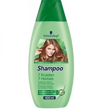 Schwarzkopf Shampoo 7 Kruiden - 700 ml