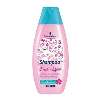 Schwarzkopf Shampoo Fresh 'n Light - 400 ml