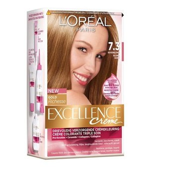 Loreal Excellence  7.3 Goudblond