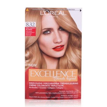 Loreal Excellence  8.32 Red Blond