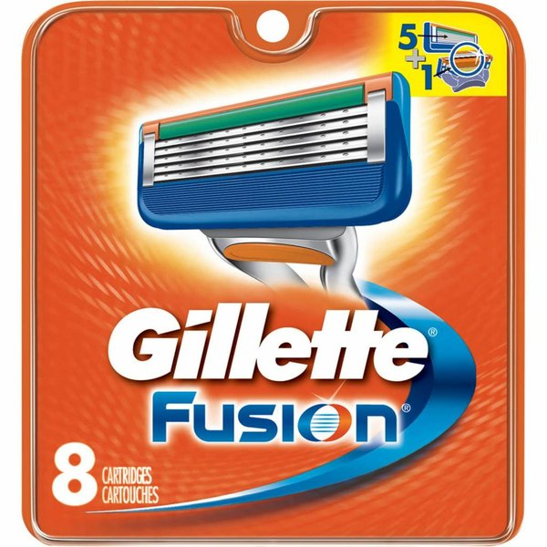 Gillette Gillette Fusion - 8 Stuks
