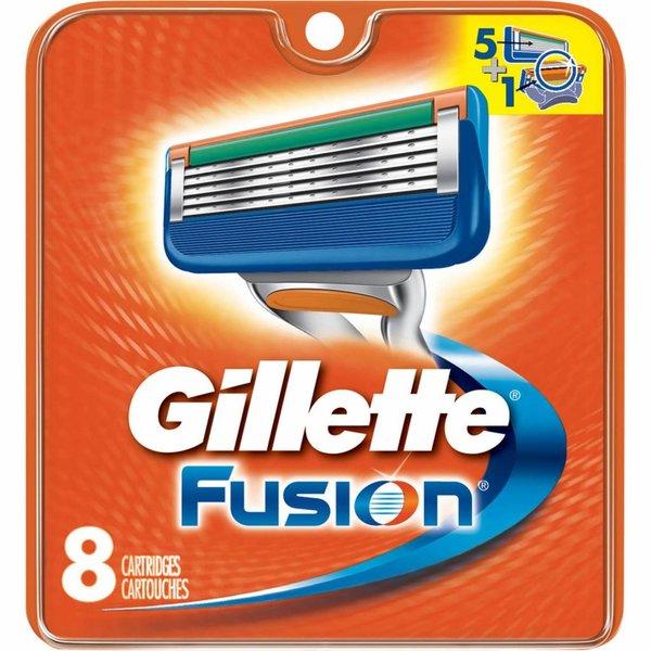 Gillette Scheermesjes Gillette Fusion scheermesjes - 8 stuks