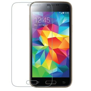 Samsung S5 Screenprotector Tempered Glass