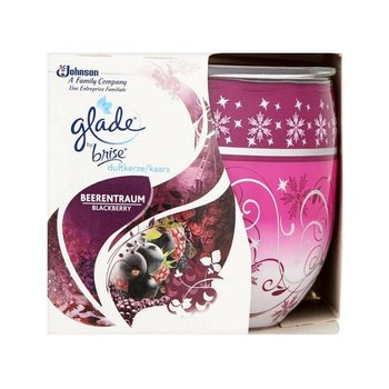 Glade by Brise Candle Decor Blackberry